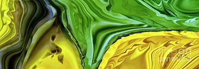 Digital Art - Taste Of Summer by Leo Symon