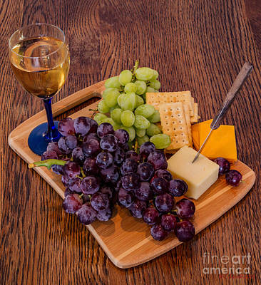 Photograph - Taste Of The Grape by Sue Karski