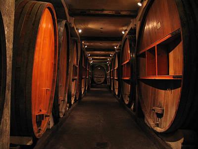 Taste Of Wine Original by Bill Arthur