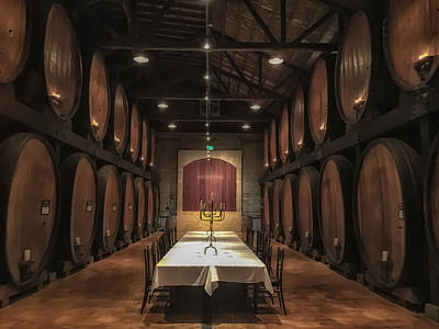 Photograph - Tasting Room by Jonathan Nguyen