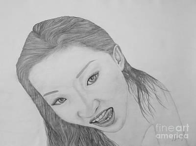 Tasty Drawing - Tasty by Liliana Cardoso