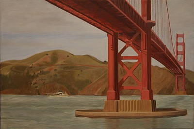 Painting - Tatay S Last Voyage by Rosencruz  Sumera