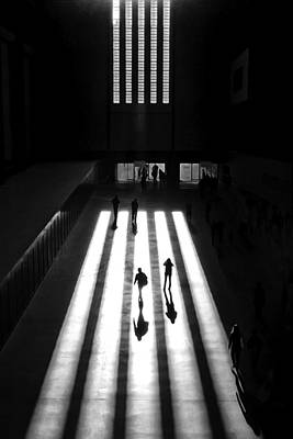 Tate Photograph - Tate by Reflexio