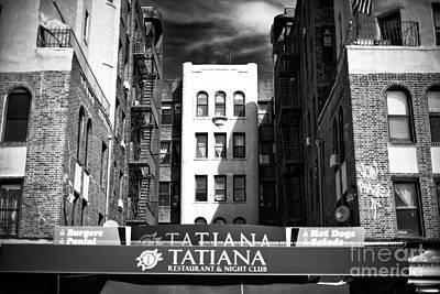 Photograph - Tatiana by John Rizzuto