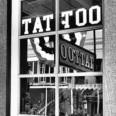 Photograph - Tattoo Too by John Cardamone