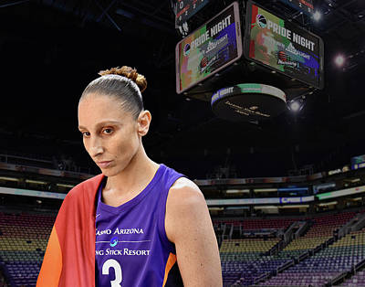 Wall Art - Photograph - Taurasi Pride 4 by Devin Millington
