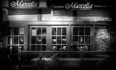 Taverna Print by Mark Andrew Thomas