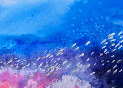 Painting - Tavu Na  Siki by Ed Heaton