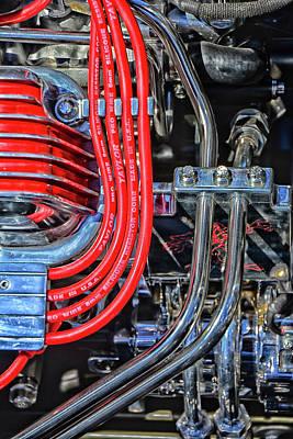 Taylor Pro Wire 8mm Art Print