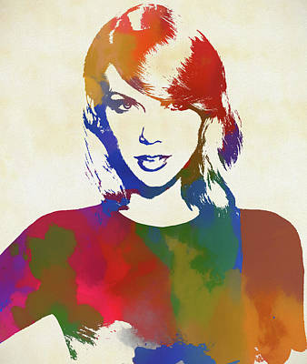 Taylor Swift Art Print