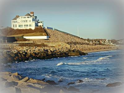 Taylor Swift Photograph - Taylor Swift Rhode Island Home by Diane Valliere