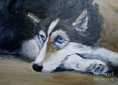 Painting - Tazmania by Patricia Kanzler