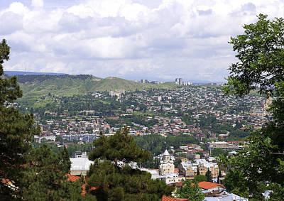 Tbilisi Photograph - Tbilisi by Gouzel -
