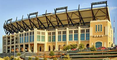 Soap Suds - TCU FootBall Stadium by Stephen Romay