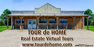 Photograph - Tour De Home Ad by Tom Zachman
