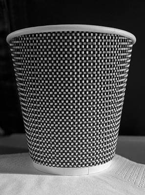 Photograph - Tea - Coffee Cup by Steven Ralser