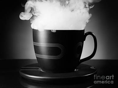 Cup Of Tea Photograph - Tea Cup by Oleksiy Maksymenko