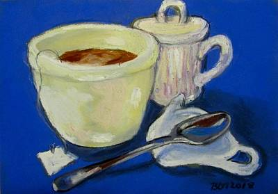Pastel - Tea For Me by Barbara O'Toole