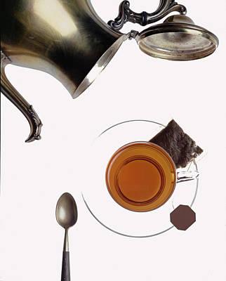 Tea For One Art Print by Steven Huszar