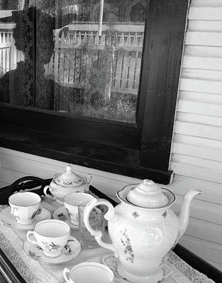 Photograph - Tea For One  by The Artist Project