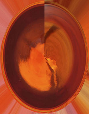 Digital Art - Tea Full Circle by James Granberry