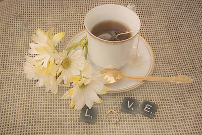 Photograph - Tea Of Love by Pamela Williams