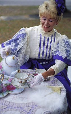 Advertising Archives - Tea Party by Carl Purcell