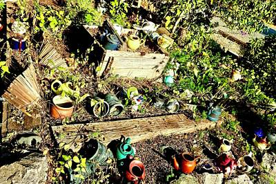 Photograph - Tea Pot Grave Yard Whipple Junction by Brian Sereda