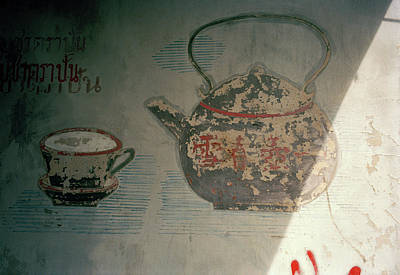 Photograph - Tea Pot by Shaun Higson