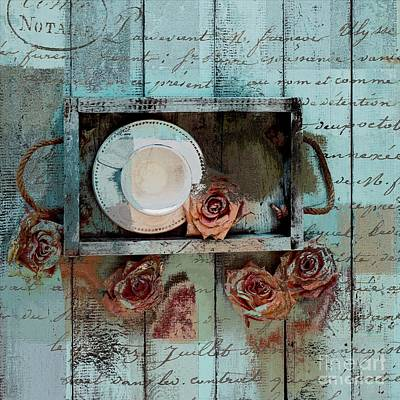Variation Photograph - Tea Time - 043087070-add222 by Variance Collections