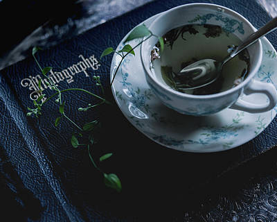 Photograph - Tea Time by Beverly Cazzell