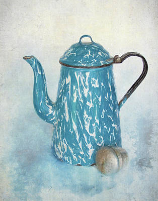 Photograph - Tea Time by David and Carol Kelly