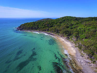 Photograph - Tea Tree Bay At Noosa by Keiran Lusk
