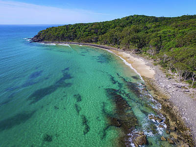 Photograph - Tea Tree Bay In Noosa National Park by Keiran Lusk