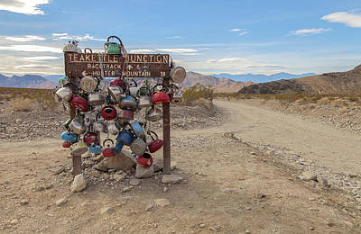 Photograph - Teakettle Junction by Jonathan Nguyen
