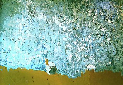 Digital Art - Teal Forgotten by Susan Vineyard