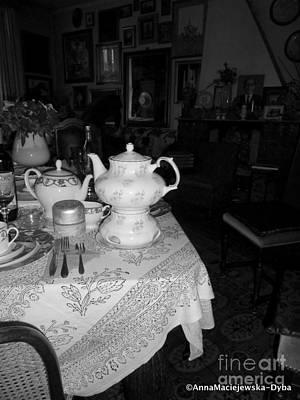 Photograph - Teapot by Anna Folkartanna Maciejewska-Dyba