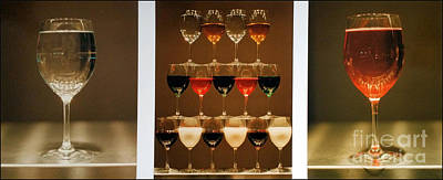 Photograph - Tears And Wine by James Lanigan Thompson MFA