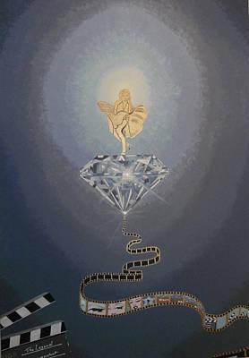 Tears For Diamonds Original by Ingrid Stiehler
