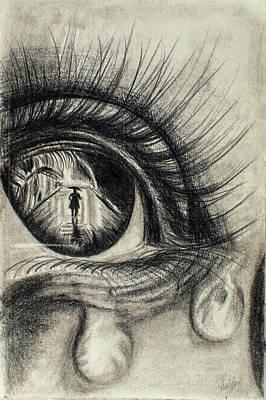 lonely eyes drawings fine art america