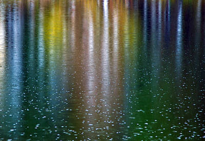 Photograph - Tears On A Rainbow by John Haldane