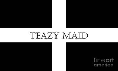 Photograph - Teazy Maid by Terri Waters