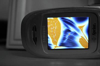 Photograph - Tech Break by Dylan Punke