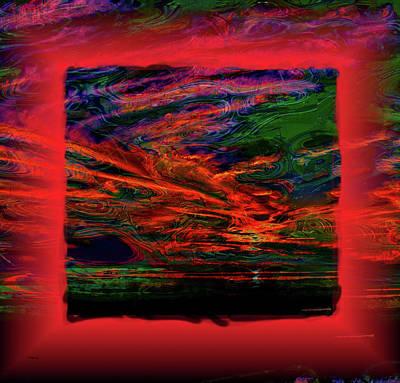 Photograph - Technicolor Sunset by John M Bailey