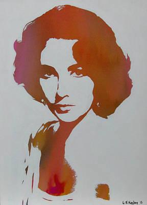 Technicolour Elizabeth Taylor Original