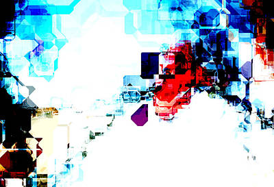 Photograph - Techno Blitz by John Williams