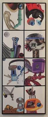 Techno-collage Original