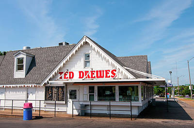 Photograph - Ted Drewes by Steve Stuller