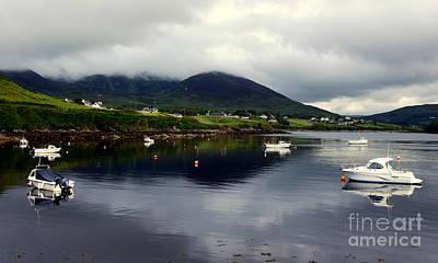 Photograph - Teelin Port Ireland by Lexa Harpell