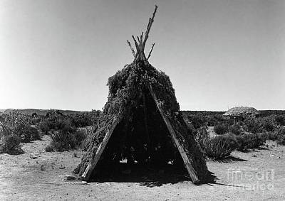 Photograph - Teepee by Blake Yeager